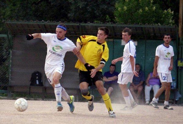 Кубок Ялты по футболу-2012: фавориты начинают, фото-8
