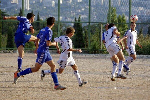Кубок Ялты по футболу-2012: фавориты начинают, фото-9