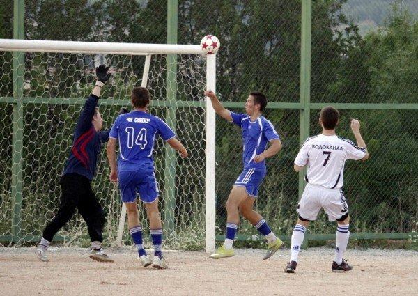 Кубок Ялты по футболу-2012: фавориты начинают, фото-12