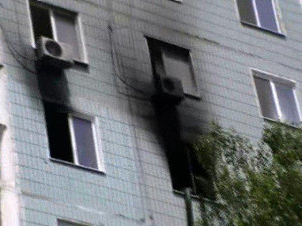 В Запорожье в пожаре едва не погибли 35-летний мужчина и 90-летняя старушка (ФОТО), фото-2
