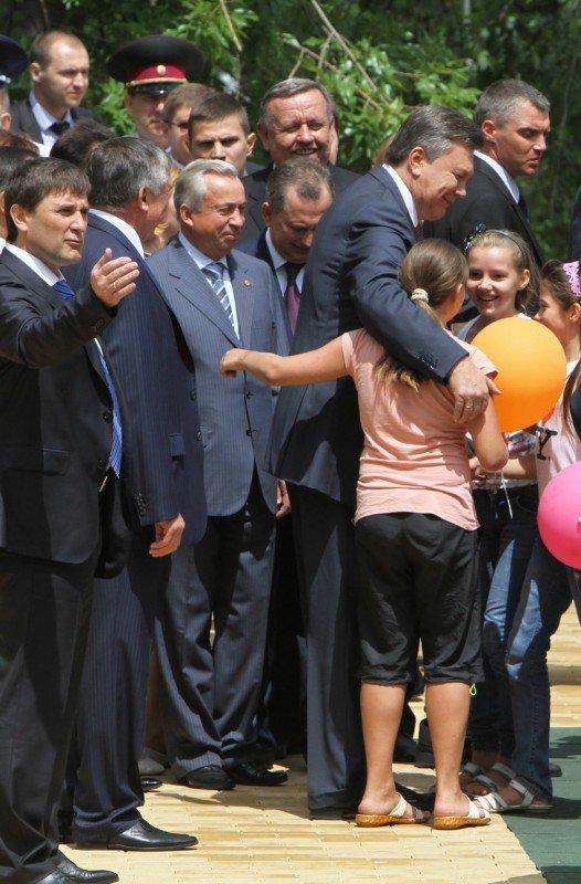 Как Янукович пел с Кобзоном в Донецке (фото, видео), фото-3