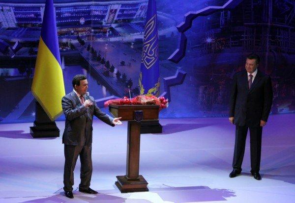 Как Янукович пел с Кобзоном в Донецке (фото, видео), фото-11