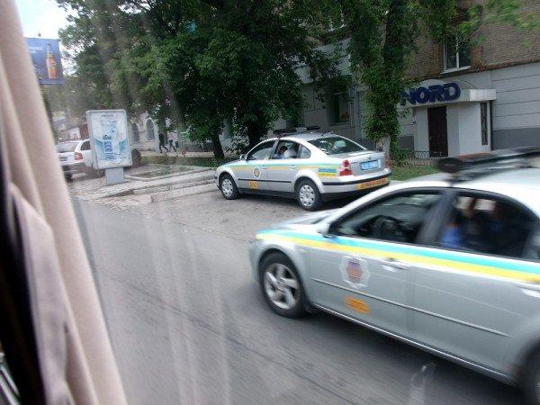 В Донецке визит Януковича проходит в обстановке усиленных мер безопасности (фото), фото-4