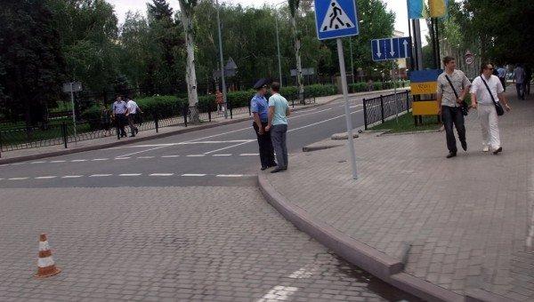 В Донецке визит Януковича проходит в обстановке усиленных мер безопасности (фото), фото-2