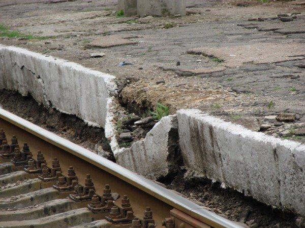 Артемовск: путепровод ремонтировать не будут, зато приведут в порядок платформу, фото-1