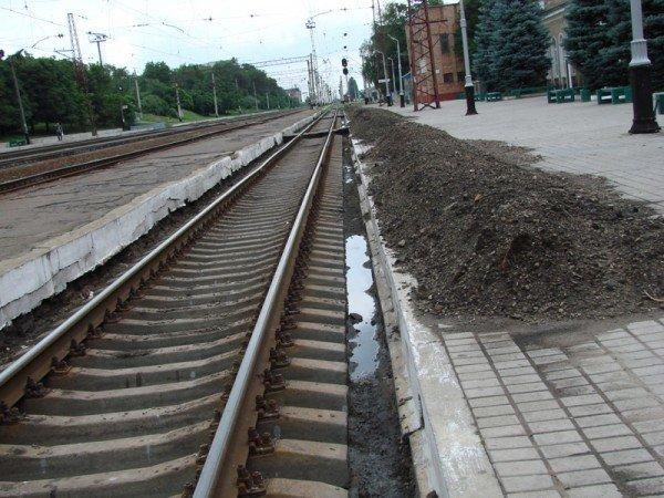Артемовск: путепровод ремонтировать не будут, зато приведут в порядок платформу, фото-3