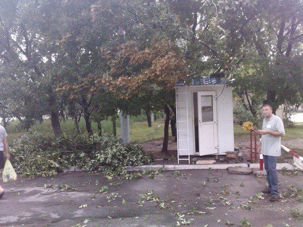 Давно невиданная стихия в Херсоне!!!, фото-12