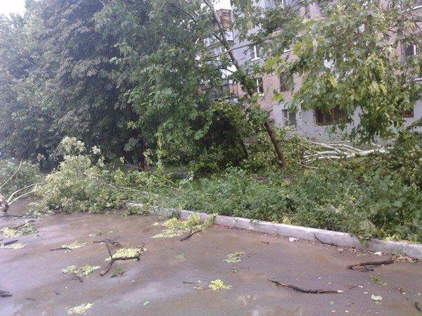 Давно невиданная стихия в Херсоне!!!, фото-7
