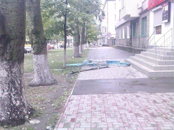 Давно невиданная стихия в Херсоне!!!, фото-5