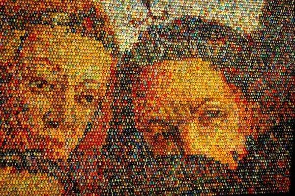 На выставке Оксаны Мась «Алтарь нации»., фото-6