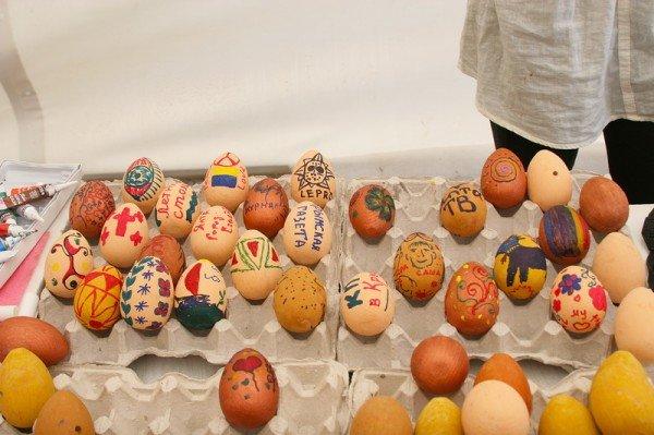 На выставке Оксаны Мась «Алтарь нации»., фото-8
