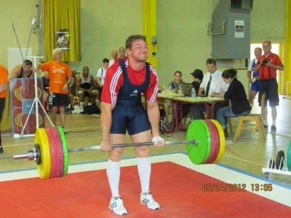 Запорожский силач, который поднимает штангу в 2,5 раза больше собственного веса, стал чемпионом мира по пауэрлифтингу (ФОТО), фото-1