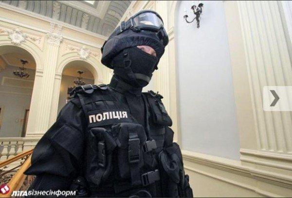 Украинскую милицию переименуют и переоденут (Фото), фото-1