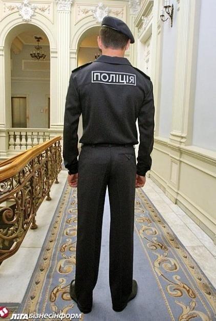 Украинскую милицию переименуют и переоденут (Фото), фото-3