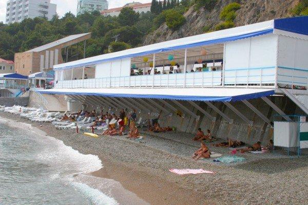 Гаспринские пляжи получили «4 ракушки», фото-2