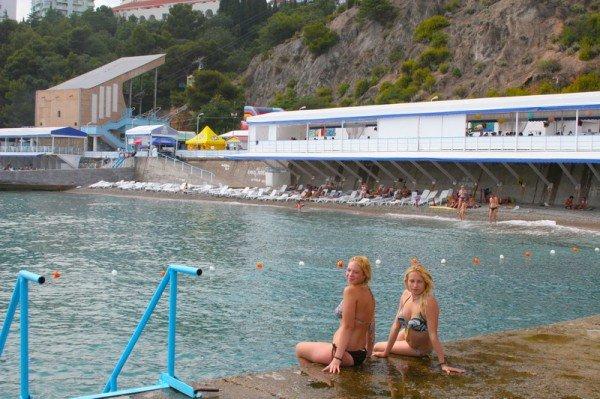 Гаспринские пляжи получили «4 ракушки», фото-3