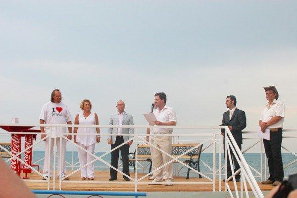 Пляж-солярий ялтинского отеля - это эталон «4 ракушек»., фото-10