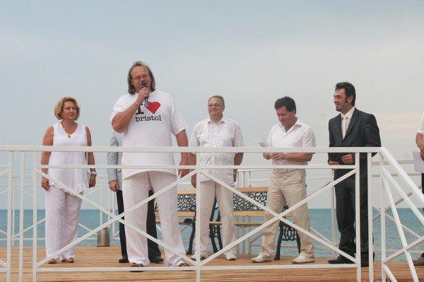 Пляж-солярий ялтинского отеля - это эталон «4 ракушек»., фото-12