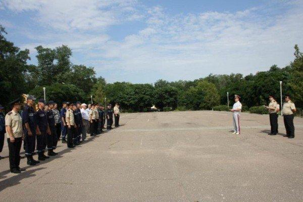 Запорожских спасателей наградили за ликвидацию ЧС в Новобогдановке (ФОТО), фото-1