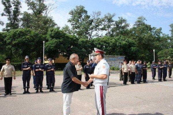 Запорожских спасателей наградили за ликвидацию ЧС в Новобогдановке (ФОТО), фото-2
