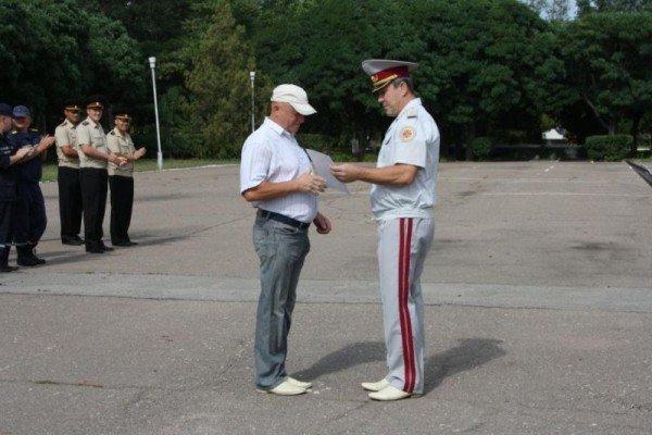 Запорожских спасателей наградили за ликвидацию ЧС в Новобогдановке (ФОТО), фото-3