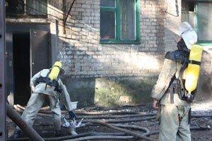 Под Донецком горел пятиэтажный дом (фото), фото-3