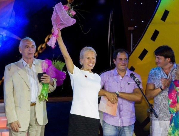 Вручены награды XX Международного детского кинофестиваля «Артек», фото-9