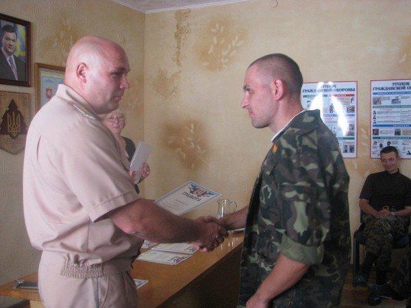 Ялтинский заповедник отметил отличившихся на тушении пожара, фото-4