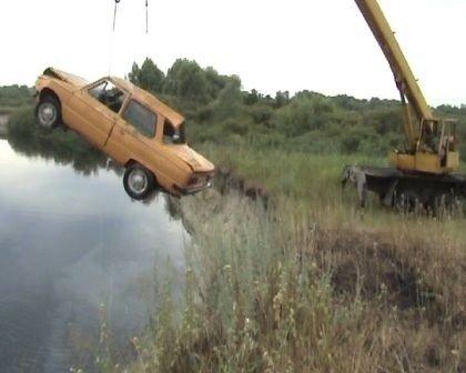 Сумская область: 3 человека погибли в результате падения автомобиля в реку Сейм, фото-2