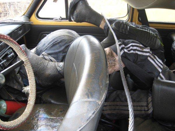 Сумская область: 3 человека погибли в результате падения автомобиля в реку Сейм, фото-5