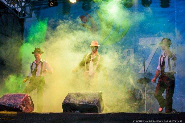 В Ялте состоялся праздничный концерт с участием финалистов вокальных шоу, фото-4