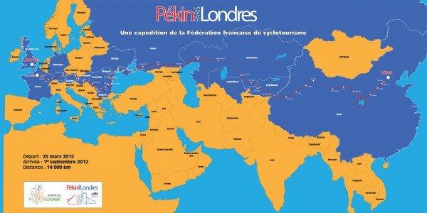 Крым встретил участников международного велопробега «Пекин–Париж–Лондон», фото-1