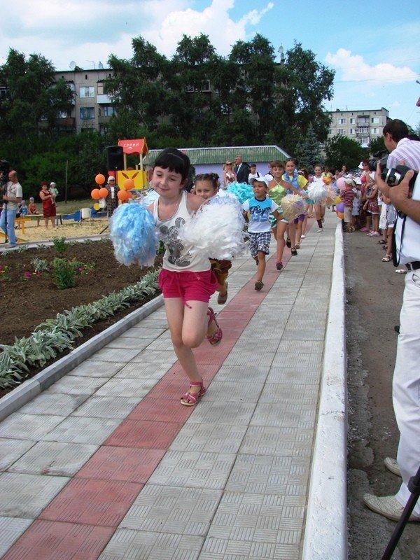 Соледарцы выиграли грант Сергея Клюева и превращают пустырь в Парк Шахтерской Славы, фото-4