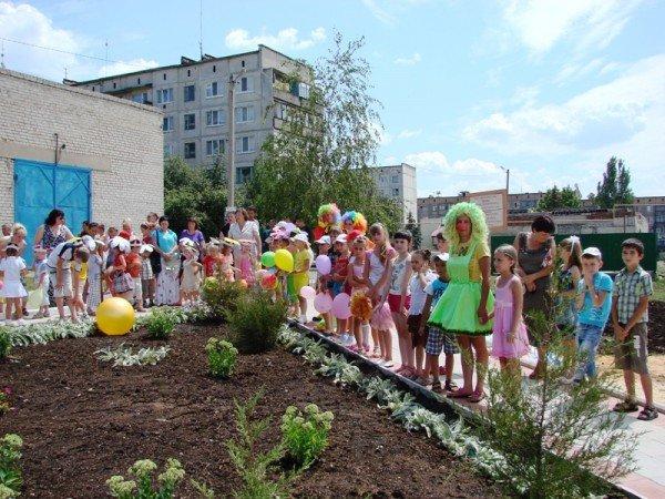 Соледарцы выиграли грант Сергея Клюева и превращают пустырь в Парк Шахтерской Славы, фото-7