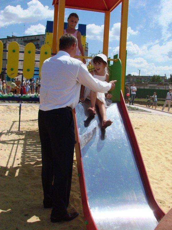 Соледарцы выиграли грант Сергея Клюева и превращают пустырь в Парк Шахтерской Славы, фото-11