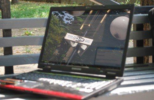 В студентському парку Полтави не працює обіцяний wi-fi (ФОТО), фото-1