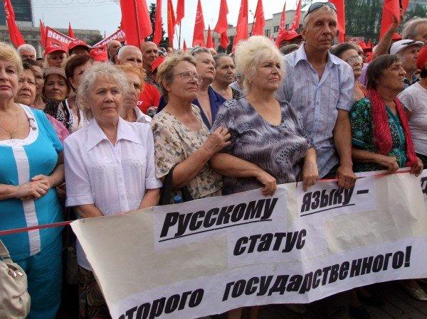 Симоненко в Донецке намекнул своим избирателям, что после выборов посадит Ахметова (фото), фото-3