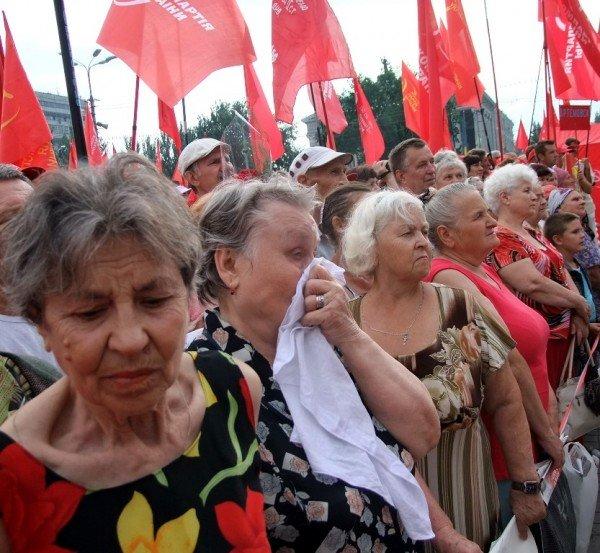 Симоненко в Донецке намекнул своим избирателям, что после выборов посадит Ахметова (фото), фото-4