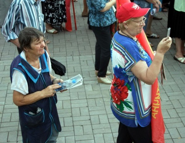Симоненко в Донецке намекнул своим избирателям, что после выборов посадит Ахметова (фото), фото-7