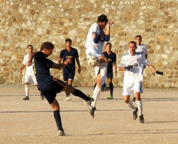 Кубок Ялты по футболу-2012: круг претендентов сокращается, фото-7