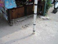 У Воронцовского дворца ликвидировали шлагбаум, фото-2