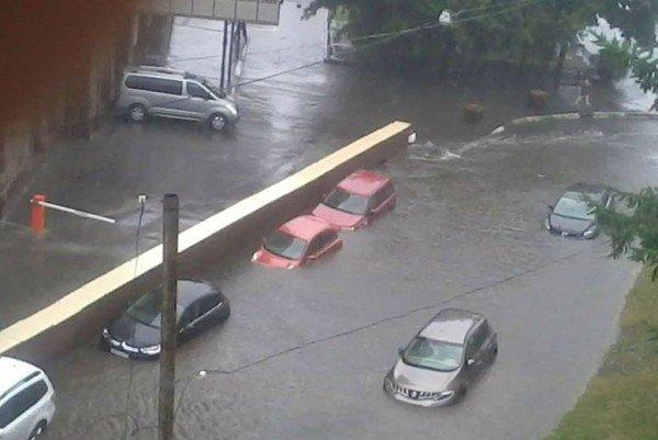 Москва: ливень 13 июля 2012 и его последствия (ФОТО), фото-3