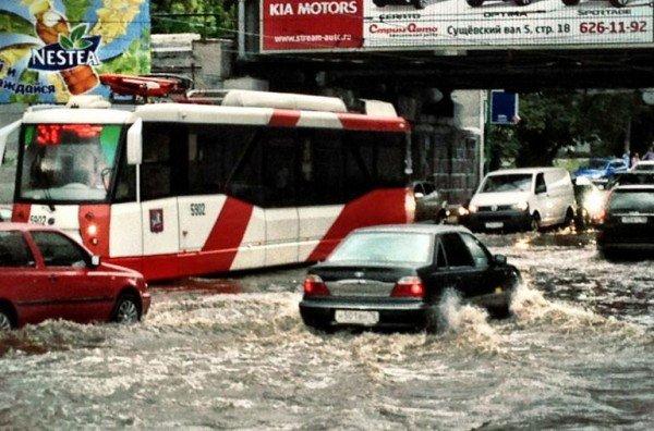 Москва: ливень 13 июля 2012 и его последствия (ФОТО), фото-4