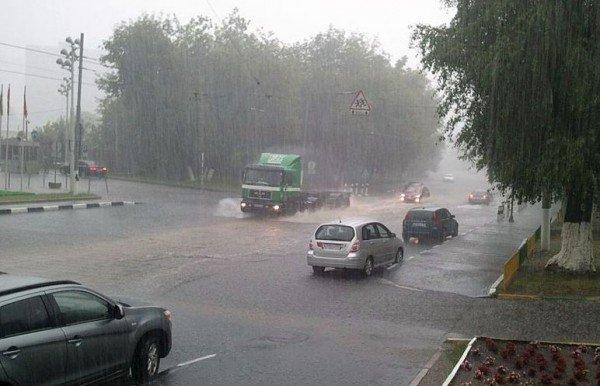 Москва: ливень 13 июля 2012 и его последствия (ФОТО), фото-7