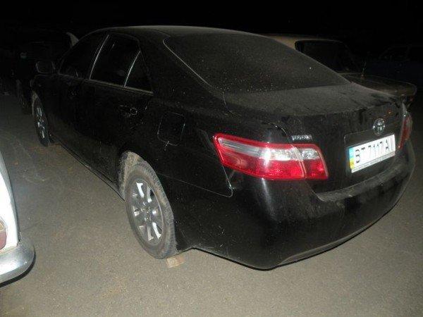 19-летний николаевец ездил на автомобиле с поддельными документами (ФОТО), фото-1