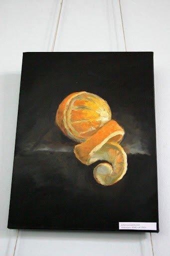 Запорожская художница представила свои картины, которые рисует кофе и...вином (ФОТО), фото-4