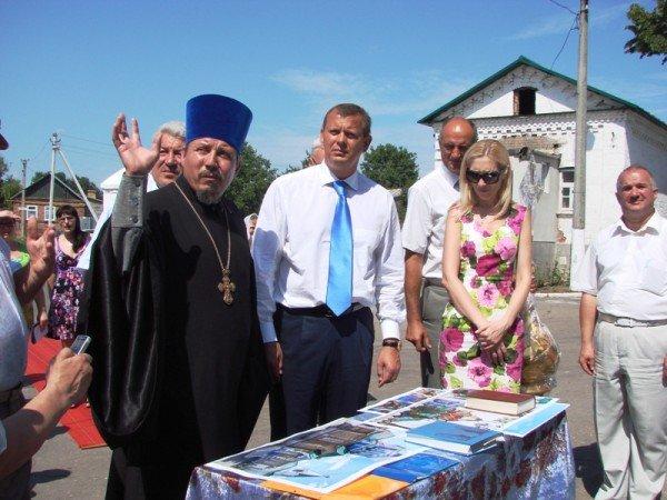 В Артемовске начали возрождать старинный храм, фото-1