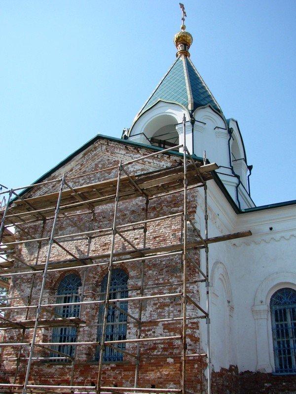 В Артемовске начали возрождать старинный храм, фото-6