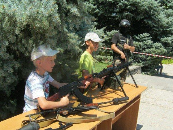 В курортном Скадовске все вмести сказали преступности НЕТ!, фото-1