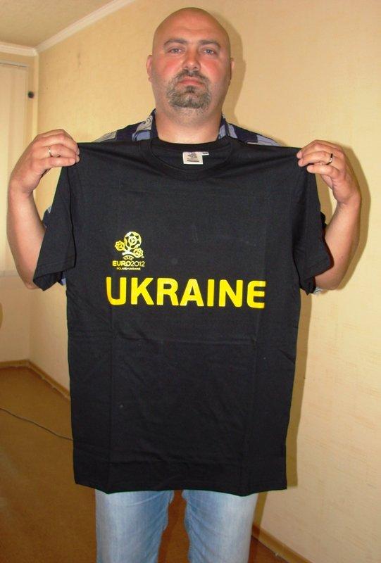 Победители тотализатора «Евро-2012» получили футболки от Сайта города Артемовска, фото-2